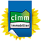 logo Cimm Immobilier png