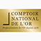 logo Comptoir national de l'or png