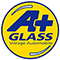 logo A+ Glass png